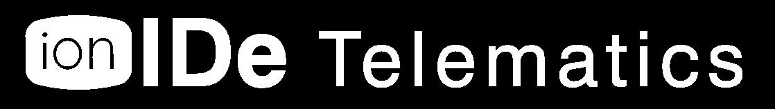 ionIDe Telematics